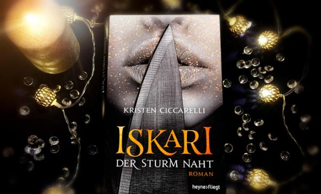 Iskari - Der Sturm naht - Kristen Ciccarelli - Heyne Verlag