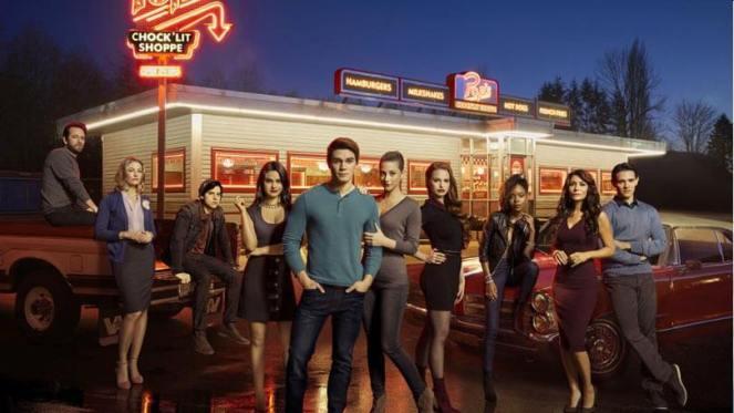 Riverdale-seizoen-2-serie