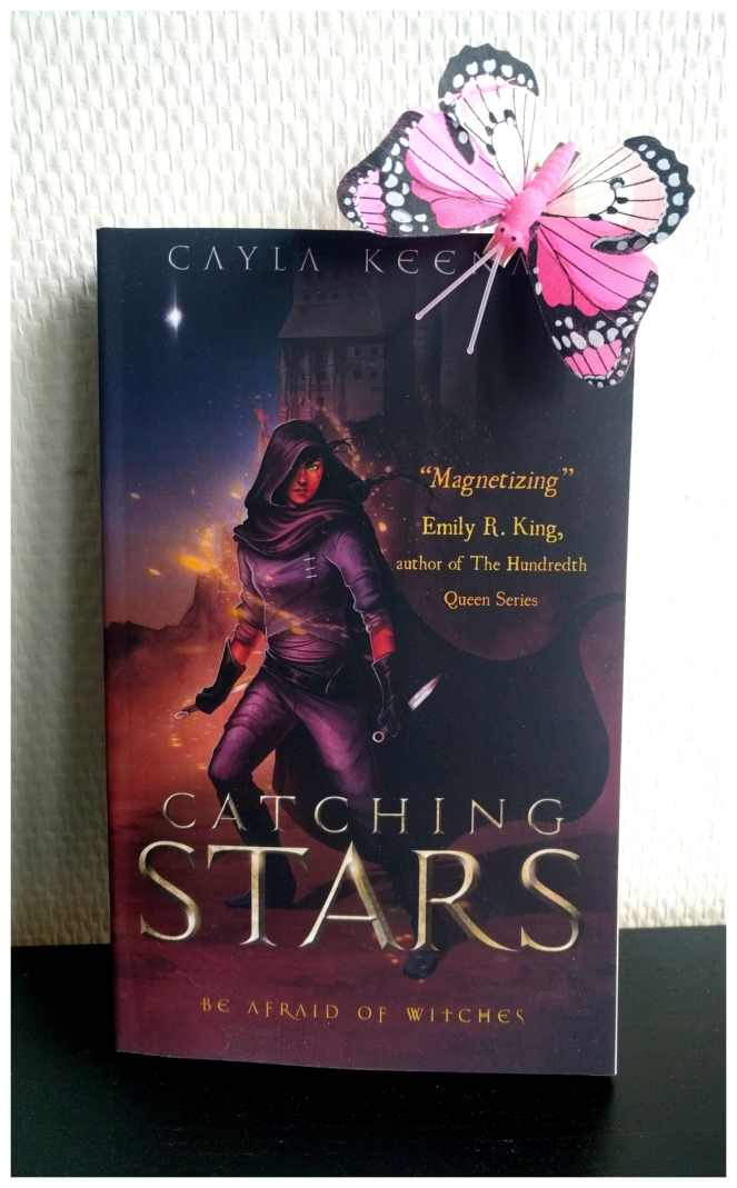 Catching Stars - boek